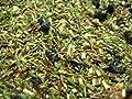 ROTE FRÜCHTE - grüner Rooibusch-Tee - im Tea Caddy (Teedose) - Ø115 mm, Höhe 150mm (250g) von Detrade bei Gewürze Shop