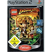 Lego Indiana Jones the Original Adventures - Platinum Edition (PS2) by ACTIVISION