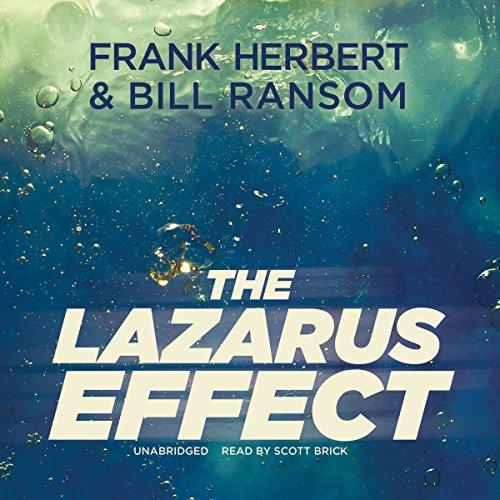 The Lazarus Effect  Audiolibri