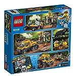 LEGO-60159-City-Jungle-Explorers-Missione-nella-giungla-con-il-semicingolato