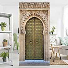 awesome oriental gate xcm support au choix panneau japonais rideau coulissant panneau with. Black Bedroom Furniture Sets. Home Design Ideas