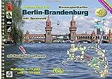 TourenAtlas Wasserwandern / TourenAtlas TA5 Berlin-Brandenburg: inkl. Spreewald -
