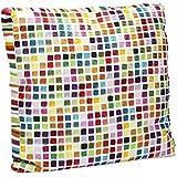 Kare Design 37718 - Bodenkissen Squares Multi Colour 70x70cm