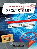 Le cahier d'été spécial Escape game