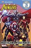 Marvel Avengers Avengers Assemble! (DK Readers Level 3)
