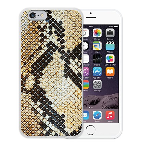 iPhone 6 6S Hülle, WoowCase Handyhülle Silikon für [ iPhone 6 6S ] Dinosaurier Handytasche Handy Cover Case Schutzhülle Flexible TPU - Transparent Housse Gel iPhone 6 6S Transparent D0516
