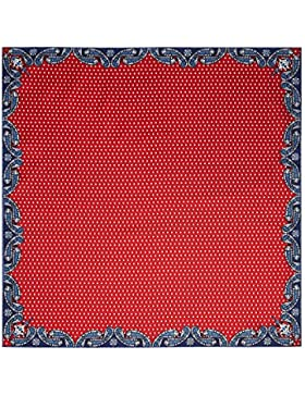 Rock Angel Paisley Dots 53x53 - Chal Mujer