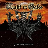 Anklicken zum Vergrößeren: Night in gales - The Last Sunsets (Audio CD)