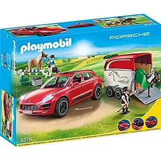 Playmobil 9376 - Porsche Macan GTS Spiel