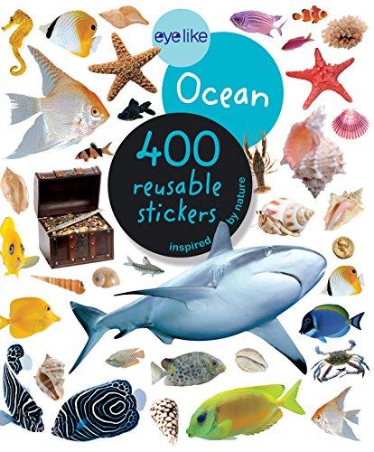 Eyelike Stickers: Ocean (Real Book Vol 2)
