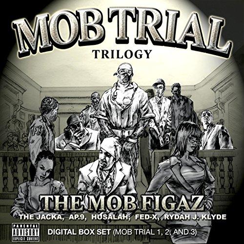 Mob Trial Trilogy Digital Box Set (Mob Trial 1, 2, And 3) [Explicit] -
