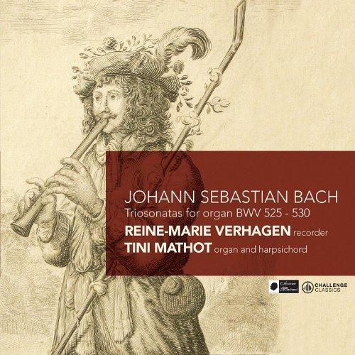 Bach: Triosonatas for Organ