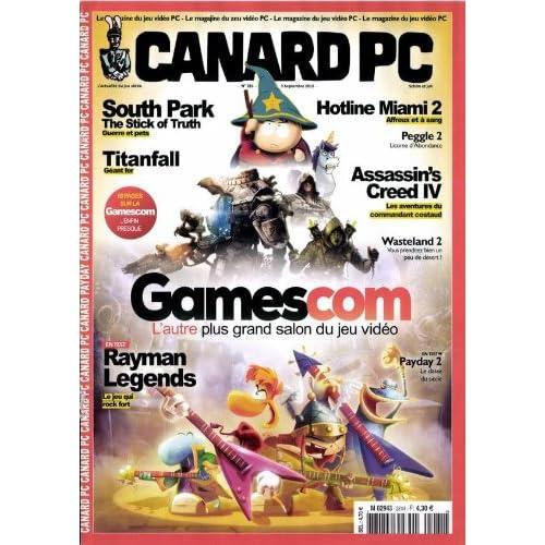 canard pc; gamescom l'autre plus grand salon du jeu vidéo