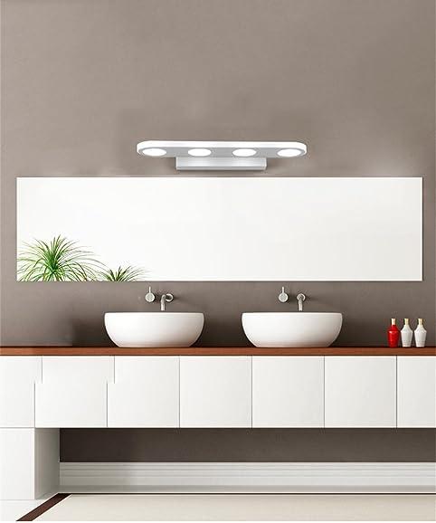 Yanzhen-Badezimmer Wandleuchte Led-Feuchtigkeit-Beweis Spiegel