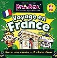 Asmodee - BBFRANCE - Jeu d'Réflexion - BrainBox - Voyage en France