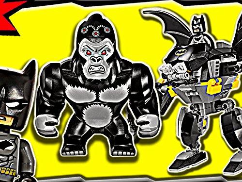 Clip: Gorilla Grodd Goes Bananas