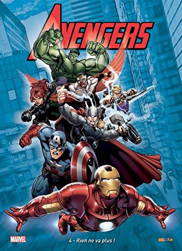 Avengers T04 + Magnet par Collectif