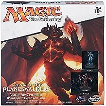 Magic The Gathering arena de la batalla de planeswalkers para expansión Zendikar