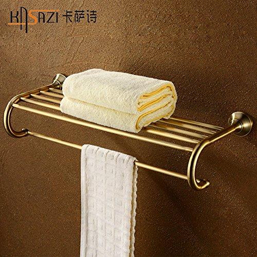 QUEEN'S Rame antico bagno bagno porta asciugamani