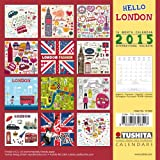 Image de Hello London 2015 Mini Calendar