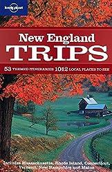 NEW ENGLAND TRIPS 1ED -ANGLAIS