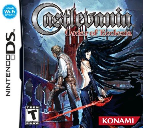 Konami Castlevania: Order of Ecclesia, NDS - Juego (NDS, Nintendo DS, Acción, Konami, 20/10/2008, T (Teen), ENG)