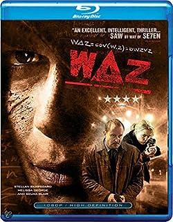 VARIOUS - WAZ - BLURAY (1 Blu-ray)