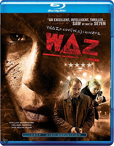 VARIOUS - WAZ - BLURAY (1 Blu-ray)