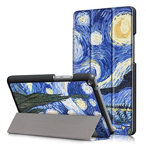 40 - Zire Huawei MediaPad T3 8.0 Funda, Chasis portátil [Ultra-Delgado] [Ultra-Ligero] Smart Tablet PC Holder para Huawei MediaPad T3 8.0 Tableta -4