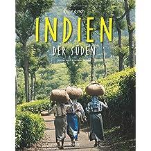 Reise durch Indien - Der Süden: Ein Bildband mit über 190 Bildern auf 140 Seiten - STÜRTZ Verlag