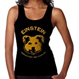 Cloud City 7 Einstein Time Traveller Back To The Future Women's Vest