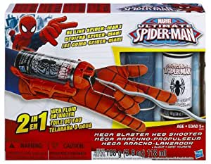 MARVEL ULTIMATE SPIDER-MAN - Mega Blaster Web Shooter