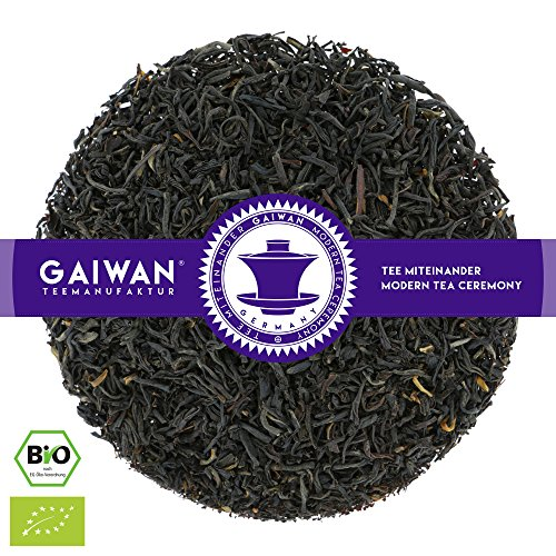 N° 1347: tè nero biologique in foglie