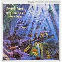 Streichquartette 1 & 2 (Op.19 & Op.26)