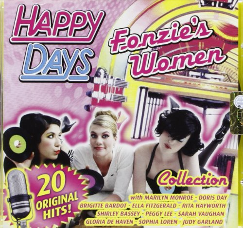 Happy Days Collection Fonzie's Women - Womans Day Collection