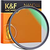 K&F Concept 82mm Filtro Black-Mist 1/4 in Vetro Ottico per in Ritratto e in Video