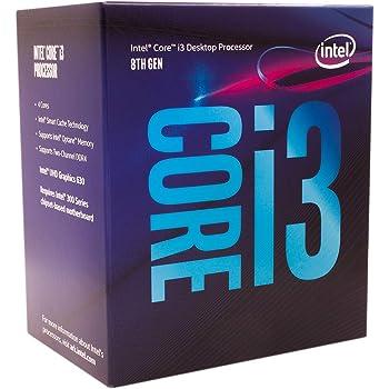 Intel BX80684I38100 Cpu Processore, Argento