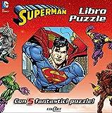 Superman. Libro puzzle