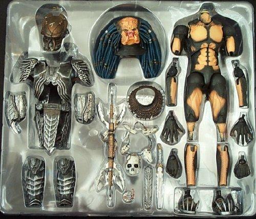 Sideshow Collectibles Alien Vs. Predator 14 Inch Model Figure Elder Predator by Alien/Predator 1