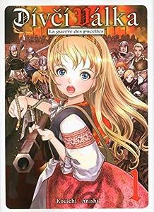 Dívčí Válka Edition simple Tome 1