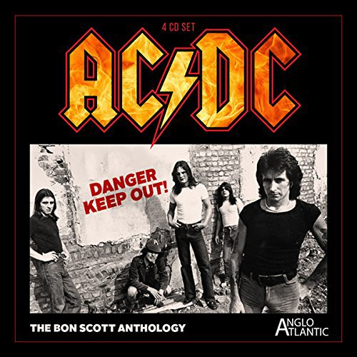 Ac: Danger Keep Out (Audio CD)