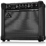 Behringer GM108 V-Tone Amplificateur pour guitare avec Haut-parleur 8' (20,32 cm) 15 W
