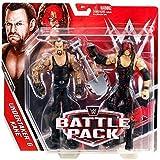 WWE Pack De Lucha Serie 43 Figura De Acción - Demon Kane Y El Phenom The Undertaker