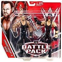 WWE Battle Pack Serie 43 Action Figure - Demon Kane & Il Phenom Il Undertaker - Nuovissime in scatola