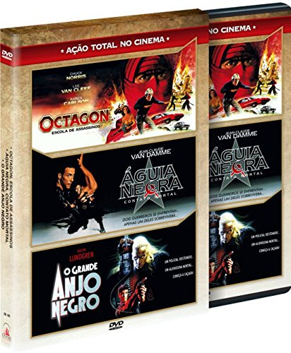 Vinyx Multimídia DVD Coleção Ação Total No Kino–3Discos