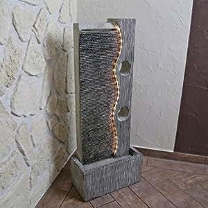 Fontana per interni parete d 39 acqua dsb12 con for Parete acqua