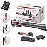 Remington Warmluftbürste rotierend (automatisch) Curl & Straight 3-in-1 Ionen Styler: Volumen, Locken & glatte Styles, 4…