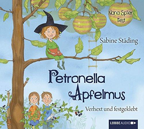 Petronella Apfelmus - Verhext und festgeklebt: Teil 1. (Hörbücher Buchhandlung, Kindle)