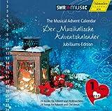 CD musikalischer Adventskalender in Jubiläums-Edition
