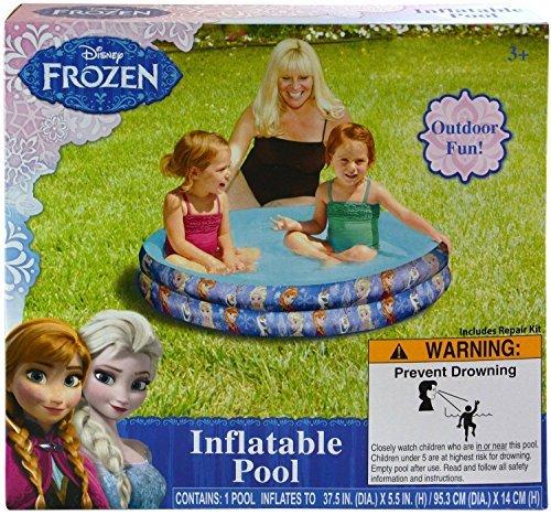 Outdoor Inflatable Disney Frozen Pool (Disney Frozen-pool)